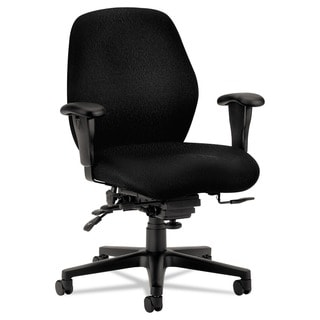 HON 7800 Series Upholstered Mid-Back Task Chair