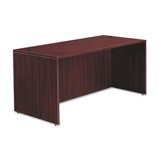 Alera Valencia Series Straight Front Desk Shell