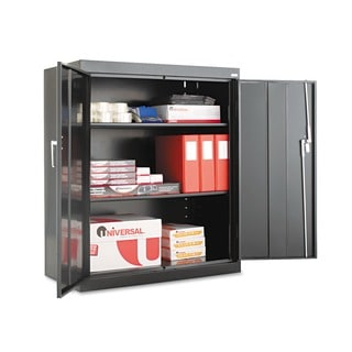 Alera Assembled 42-inch High Storage Cabinet
