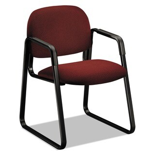 HON Solutions Seating Steel Sled-Base Guest Chair