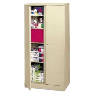HON Easy-to-Assemble 72-inch High Storage Cabinet