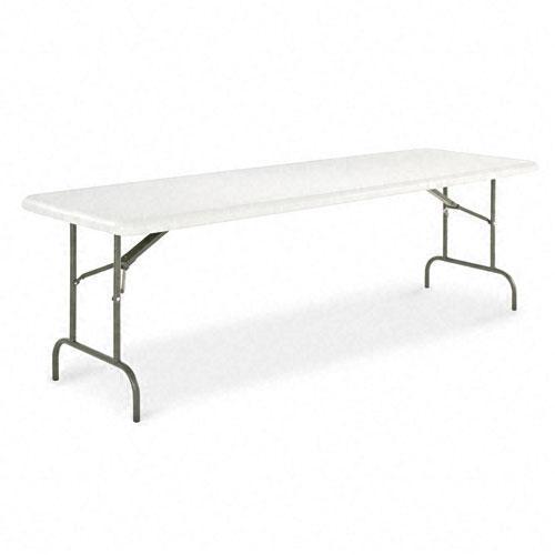 Alera Resin Rectangular Folding Table