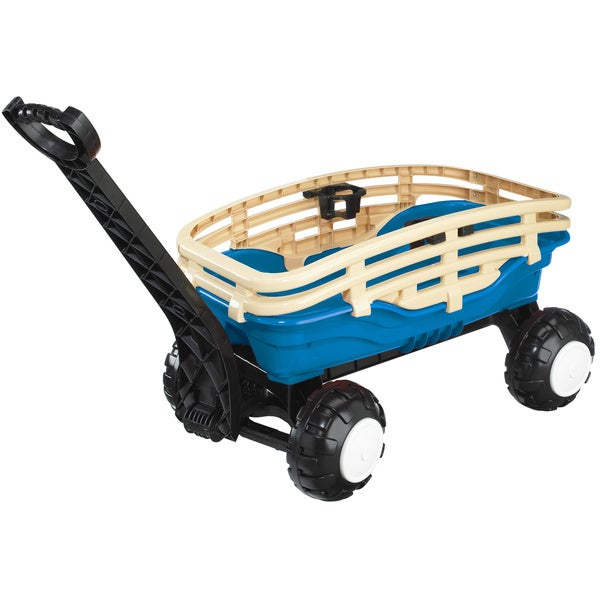 American Plastic Toys Deluxe Wagon