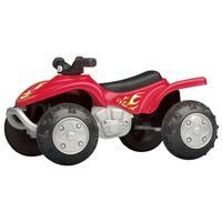 American Plastic Toys Quad Rider Ride-on ATV