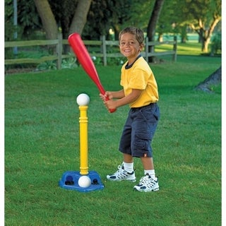 Link to American Plastic Toys Kids T-Ball Set Similar Items in Outdoor Play