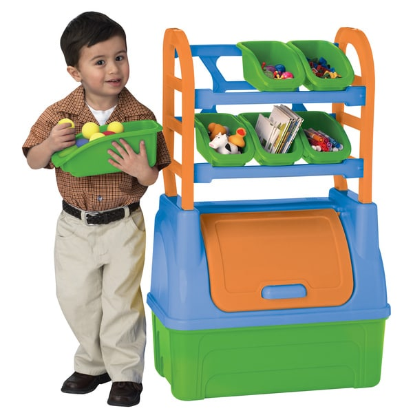 Overstock Toys For Boys : Shop american plastic toys toy organizer free shipping