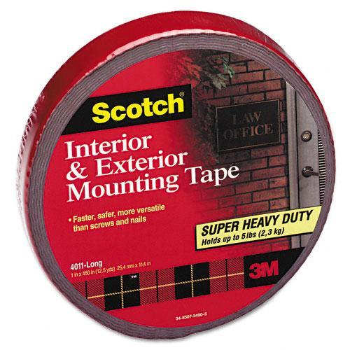 Shop Scotch Exterior Weather Resistant Double Sided Tape