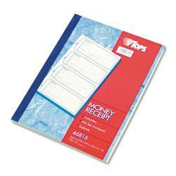 TOPS Carbonless Duplicate Receipts (Case of 400 Sets)