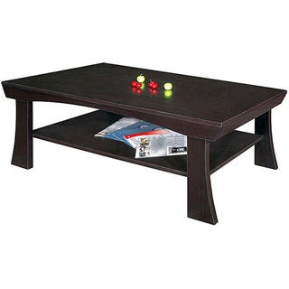 Furniture of America Asian Flare Coffee Table