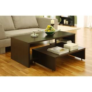 Furniture of America 2-in-1 Coffee Table