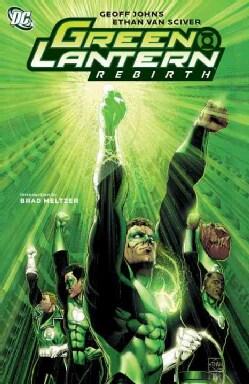 Green Lantern: Rebirth (Paperback)