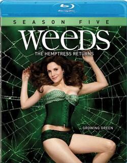 Weeds: Season 5 (Blu-ray Disc)