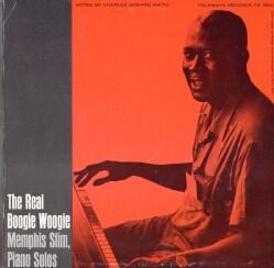 Memphis Slim - Memphis Slim & The Real Boogie-Woogie