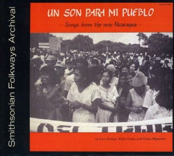 Grupo Mancotal - Un Son Para Mi Pueblo- Songs From The New Nicaragua