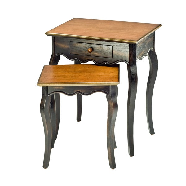 safavieh jasper nesting table with drawer free shipping today