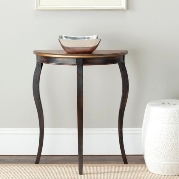Safavieh Ava Demilune Console Table - Free Shipping Today ...