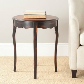 Safavieh Antiqued Kailey Round Side Table