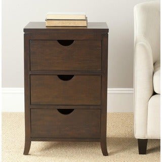 Safavieh Bailey Three-drawer Chest/ Side Storage Table