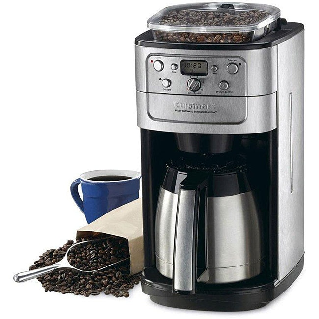 Cuisinart DGB-900BCFR Grind-and-Brew Automatic Coffeemaker (Refurbished) - Thumbnail 0