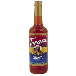 Torani Guava Syrup 750ML (Pack of 12)