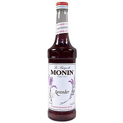 Monin Inc 750-ml Lavender Syrup (Pack of 12)