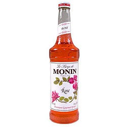 Monin Inc 750-ml Rose (Pack of 12)