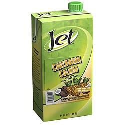 Jet Tea 64-oz Carribean Colada (Pack of 6)