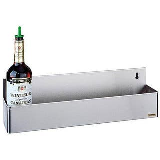 San Jamar Stainless Steel Speed Rack Holds Five 1 Quart/Liter Bottles|https://ak1.ostkcdn.com/images/products/4378938/P12345517.jpg?impolicy=medium