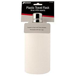 Franmara 16-oz Carded Plastic Flask