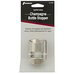 Franmara Carded Champagne Bottle Stopper