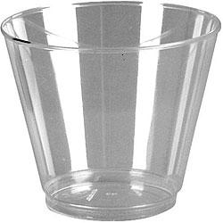 WNA Comet West 5-oz Squat Cups (Case of 20) (50 per Carton)