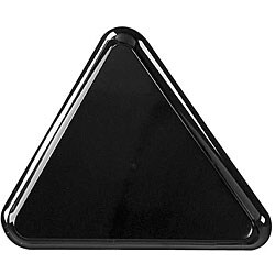 WNA Comet 16-in Triangle Trays (Case of 20)