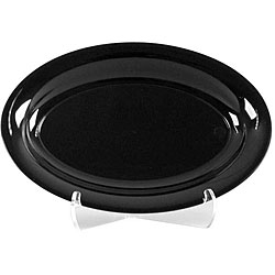 WNA Comet 21x14-in Oval Trays (Case of 20)