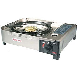 Iwatani International 15,000 BTU Gas Burner