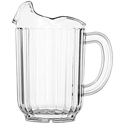Vollrath 60 oz. Clear Pitcher