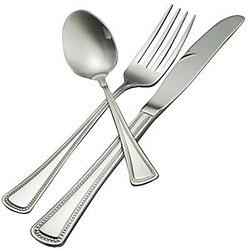 Oneida LTD Silversmiths Needle Bouillon Spoon (Case of 36)