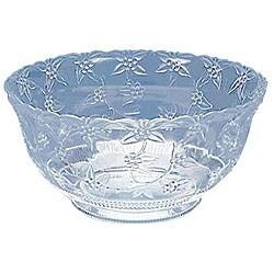 Maryland Plastics 12 Quart Clear Punch Bowl