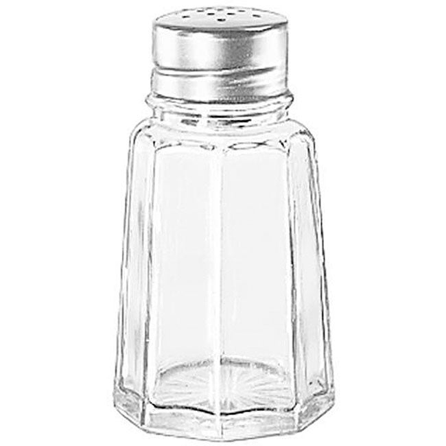 Libbey 2.5-oz Gibralter Shakers (Case of 72), Clear