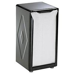 San Jamar Black Napkin Dispenser