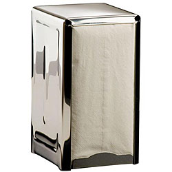 Johnson-Rose Corporation Stainless Steel Napkin Dispenser