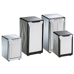 San Jamar Chrome Napkin Dispenser