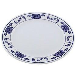 Lotus Pattern Plates (Pack of 12)