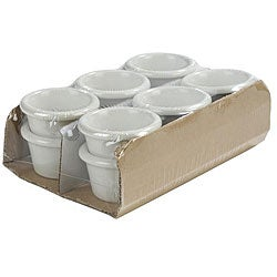 Carlisle Foodservice 4-oz Bone Fluted Ramikin (Case of 48)