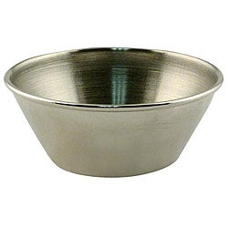 American Metalcraft Stainless Steel Sauce Dish (Pack of 12)