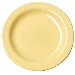 Crestware 7.5-in Bay Pointe Plates (Case of 36)