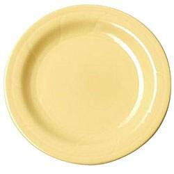 Crestware 7.5-in Bay Pointe Plates (Case of 36)