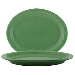 Crestware 9.625-in Bay Pointe Platters (Case of 24)