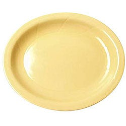 Crestware 11.5-in Bay Pointe Platters (Case of 24)