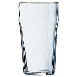 Cardinal International 16-oz Nonic Beverage Glasses (Case of 48)