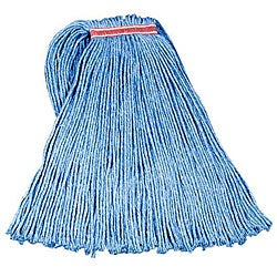 Rubbermaid Commercial 16-oz Dura-Pro Blend with 1-in Mop Head